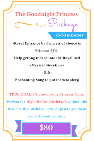 The Goodnight Princess Package (3)