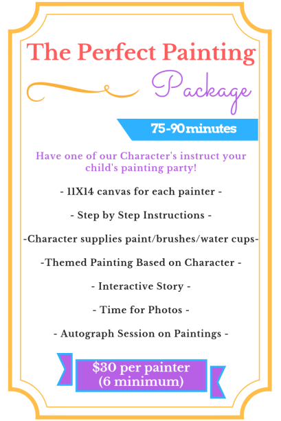 The Perfect Painting Package