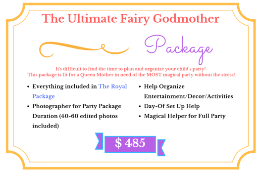 Ultimate Fairy Godmother